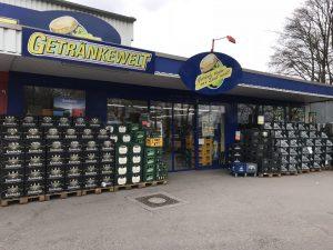 Getränkewelt Bochum, Steinhof